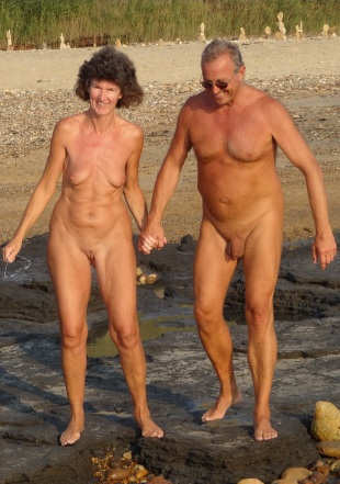 Eastern europe older couple fucking he cums in her 4