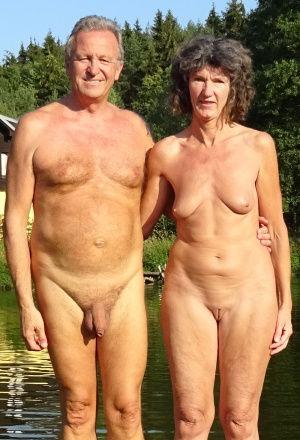 Older naturist